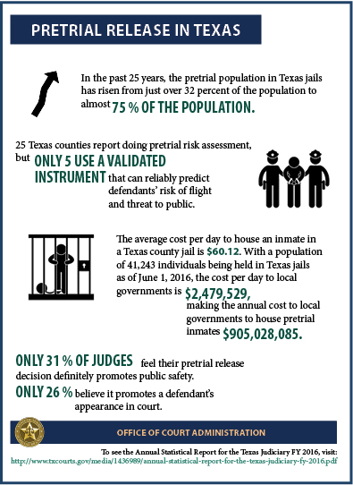 Bail Reform (2017 Infographic)