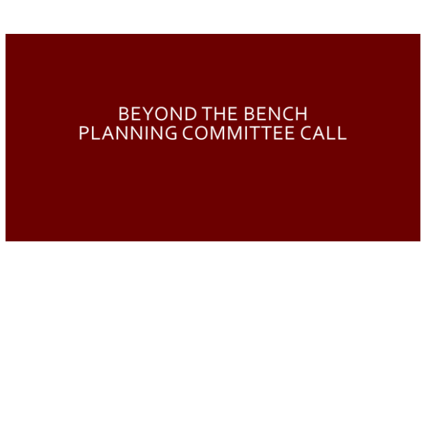 Planning Committee Call thumbnail